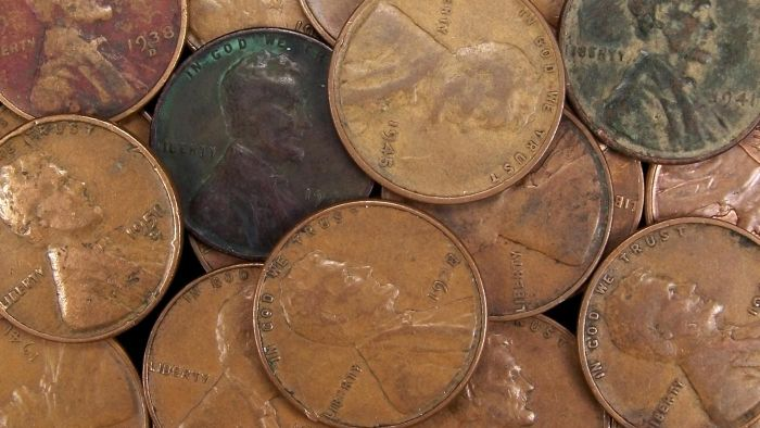 What Is the Value of a Rare 1943 Copper Wheat Penny?