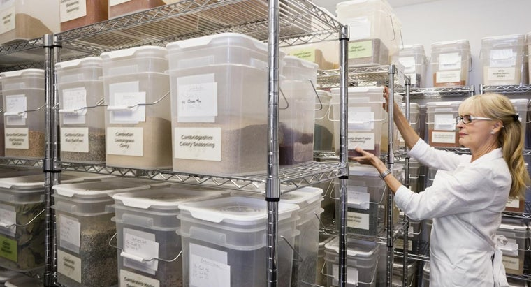 What Are Safety Tips for Using Used Bins to Store Food?