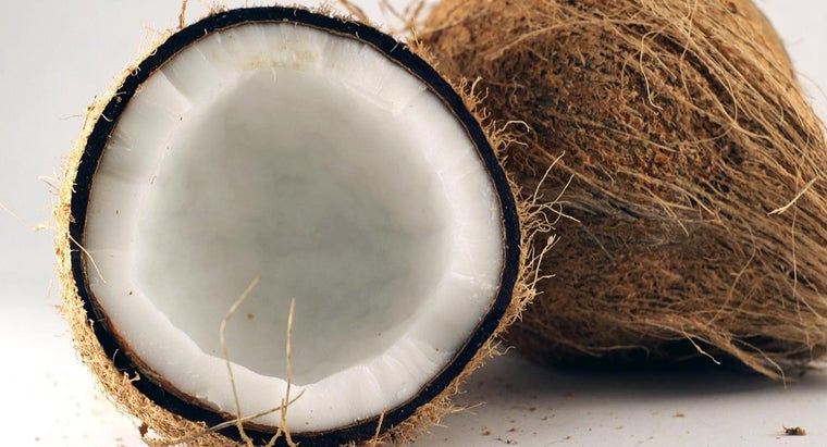 What Is the Melting Temperature of Coconut Oil?