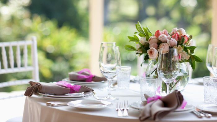 What Are Wedding Table Numbers?