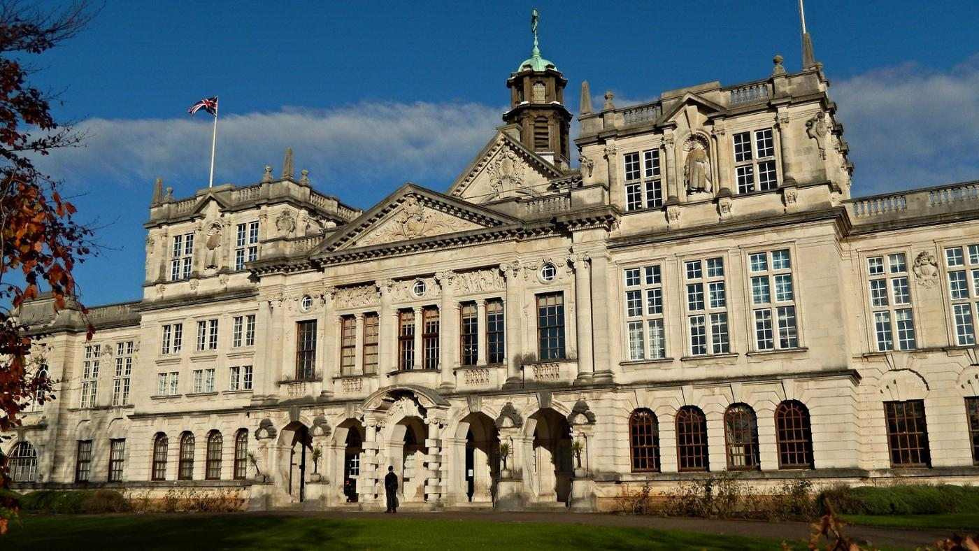 What Are Some Degrees Offered by Cardiff University?