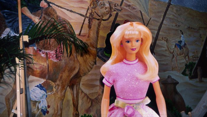 What Are Some Popular Barbie Dress-up Games?