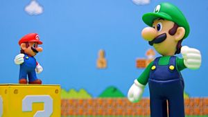 What Is a List of the Super Mario Games?