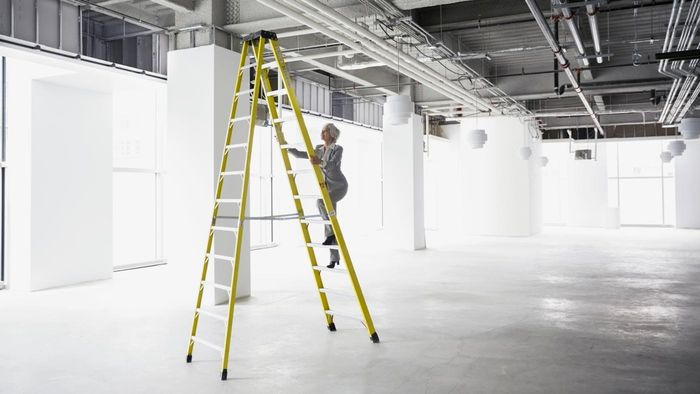 What Are Some Tips for Ladder Safety?