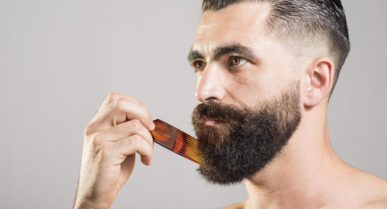 What Are Some Good Beard Dyes for Men?
