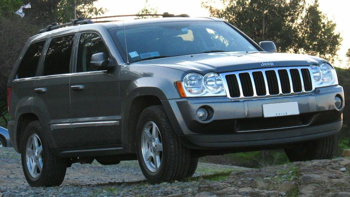 What Is the Jeep Grand Cherokee Limited?