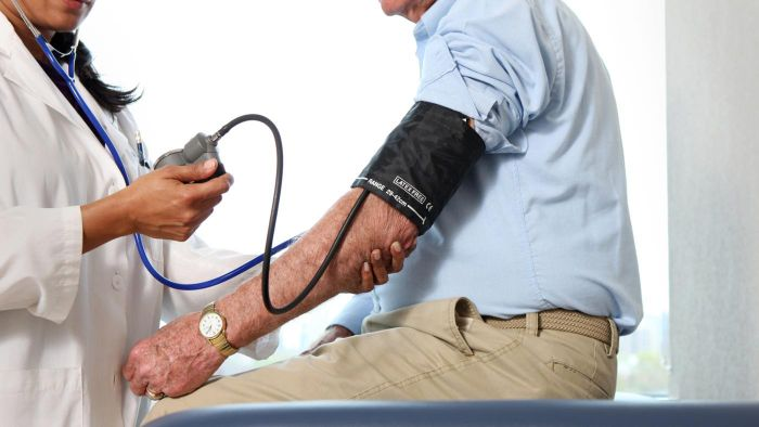 What are the most common high blood pressure symptoms?