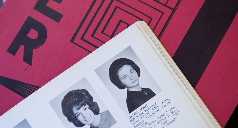 Where Can You Find Old Yearbooks?