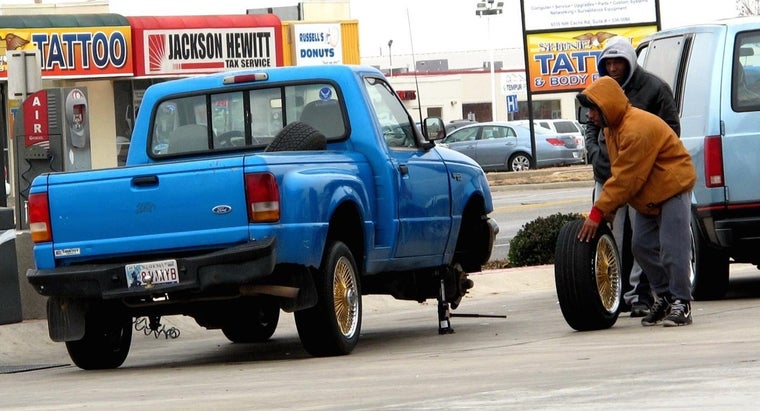 What Parts Commonly Break on Pickup Trucks?