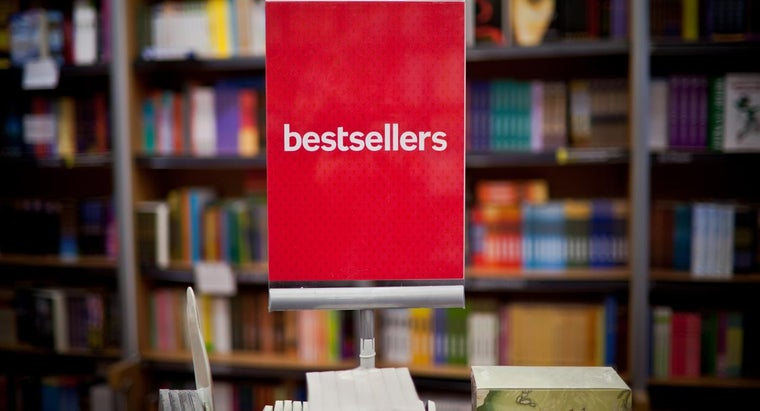 What Are Some Lists for Best-Selling Books?