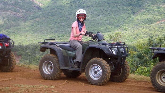 Where Can You Find the Bluebook Value for an ATV?