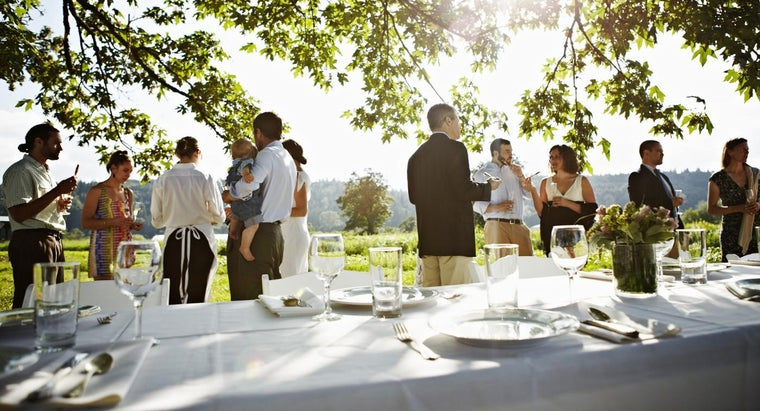 Where Can You Find Tablecloths for an Event?