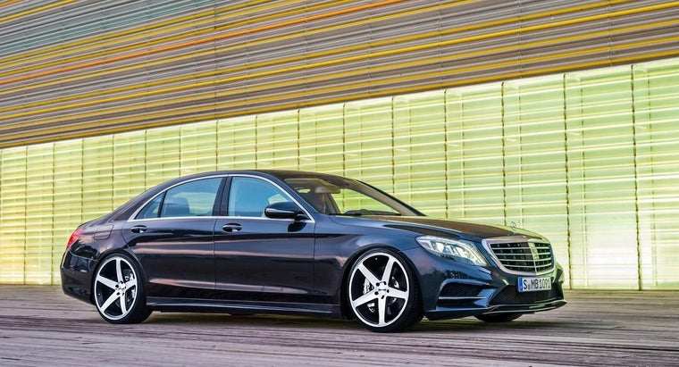 Where Can You Find a Mercedes S550 for Sale?