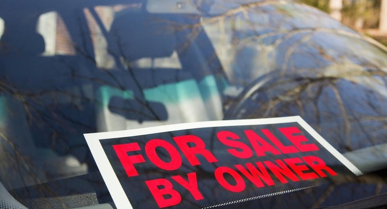 What Are the Pros and Cons of a Private Owner Car Sale?