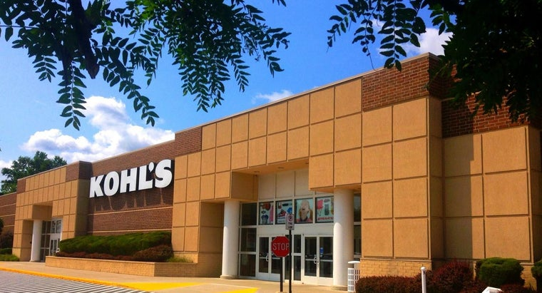 How Do You Apply for a Kohl's Credit Card?