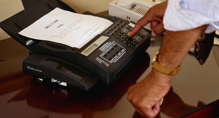 What Are Some Free Fax Cover Sheet Formats?