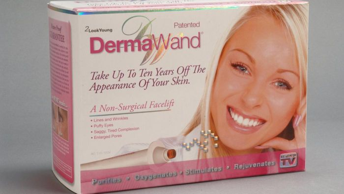 What Are Some Common Complaints About DermaWand?