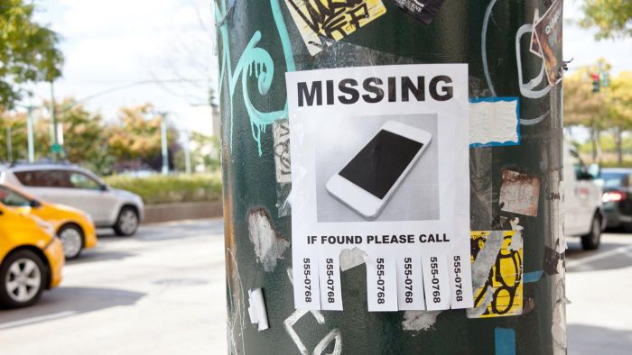 How Do You Locate a Lost Cell Phone?