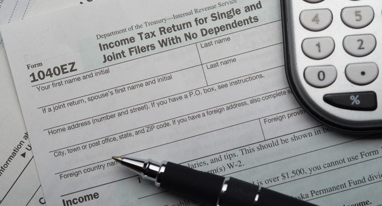 How Do You Find Federal Tax Return Due Dates?
