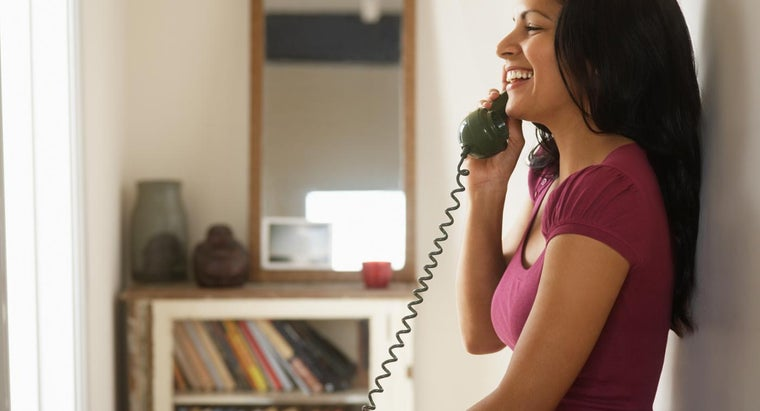 How Do You Apply for a Home Telephone Number?