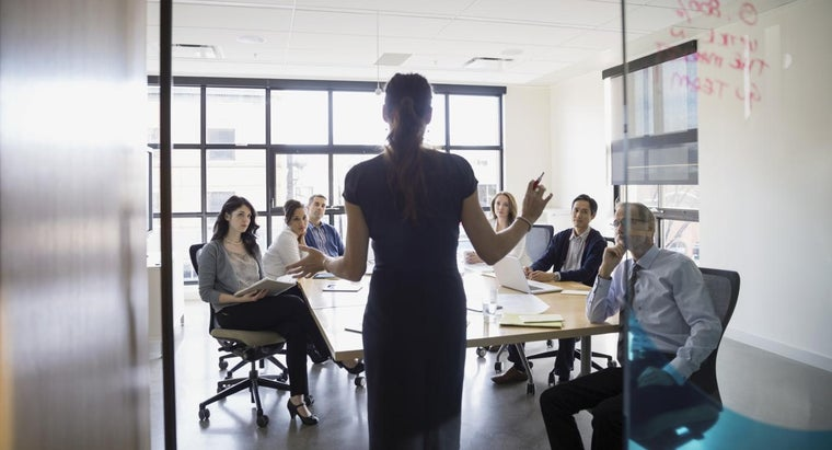 What Is a Good Definition for Leadership in Business?