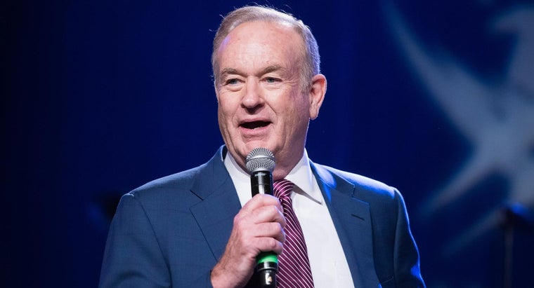 Can You Look at Family Pictures of Bill O'Reilly Online?