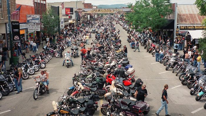 Where Is the Sturgis Motorcycle Rally?