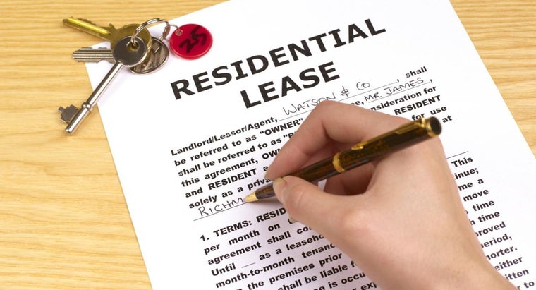 How Do You Find a Blank Rental Lease Agreement Form?