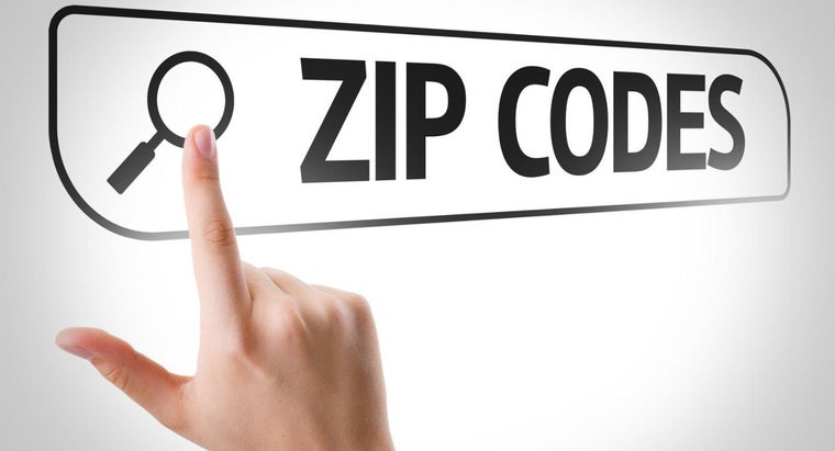 What Is an Easy Way to Find a Nine Digit Zip Code?
