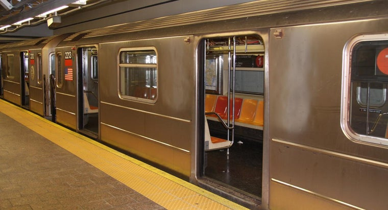 Can You View a Map Online for the NYC Subway F Train?