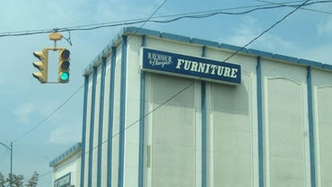 What Are Some Types of Furniture at Raymour & Flanigan?