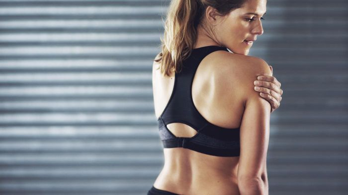 Can You Wrap Your Arm If You Have Muscle Pain?
