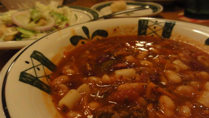 What are some Olive Garden soup recipes?