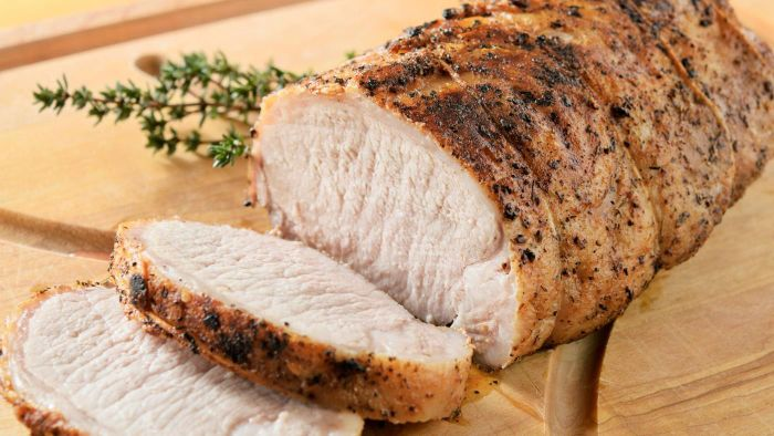 What Is a Simple Pork Loin Recipe?