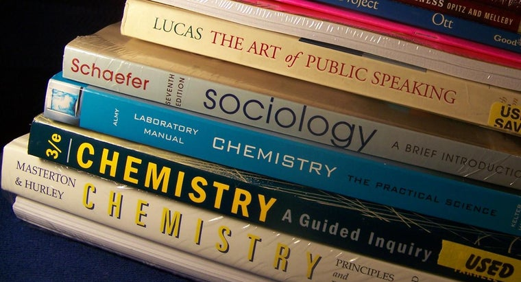 How Much Are Used Textbooks Worth?