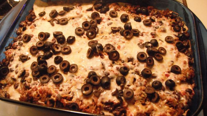What Is an Easy Dinner Casserole Recipe?