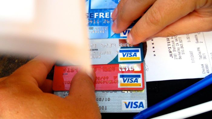 What is an annual fee for a credit card?