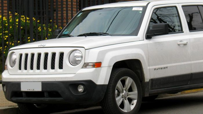 What Are Some Common Complaints About the Jeep Patriot?