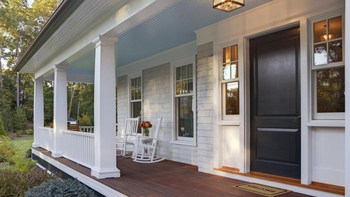 What Are Some Popular Front Door Colors?