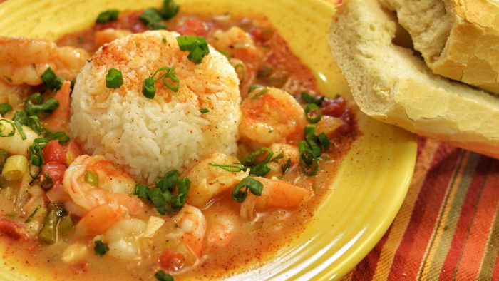 What Is Etouffee?