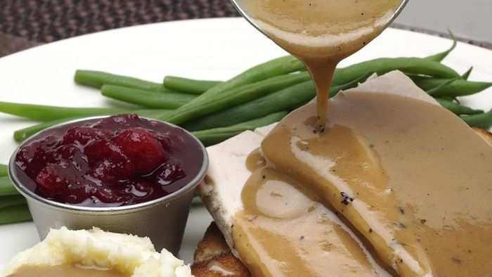 What is a quick and easy gravy recipe?