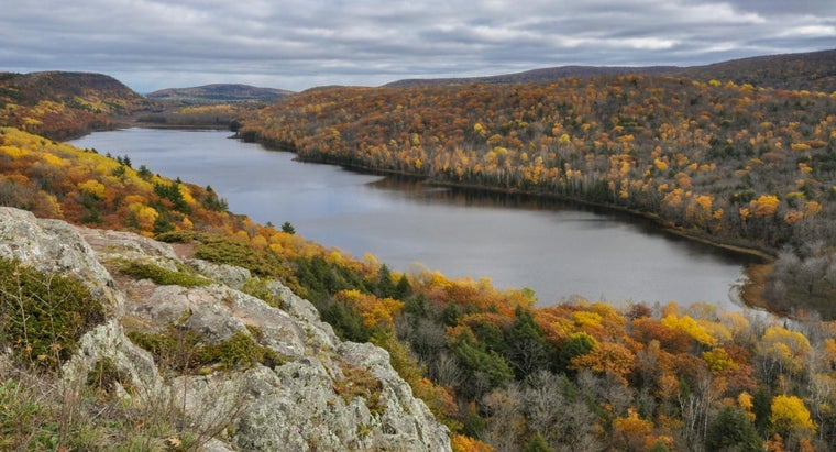 Where Can You Procure a Map of Michigan State Parks?