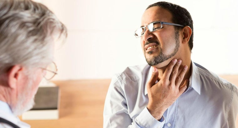 What Provides Fast Relief for a Sore Throat?