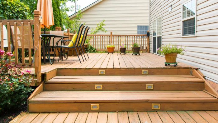 How Do You Design a Deck Layout?