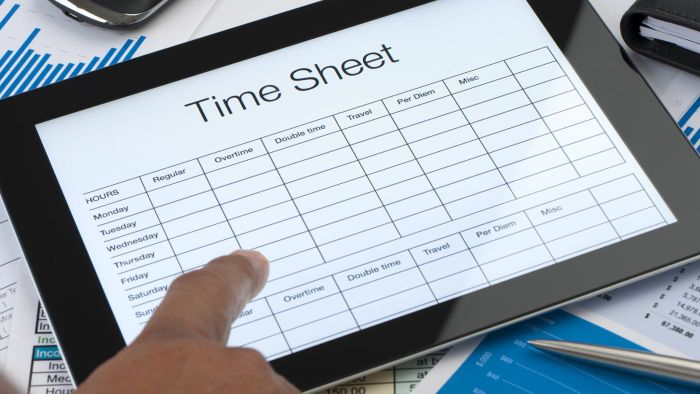 Where Can You Find Sample Employee Time Sheets?