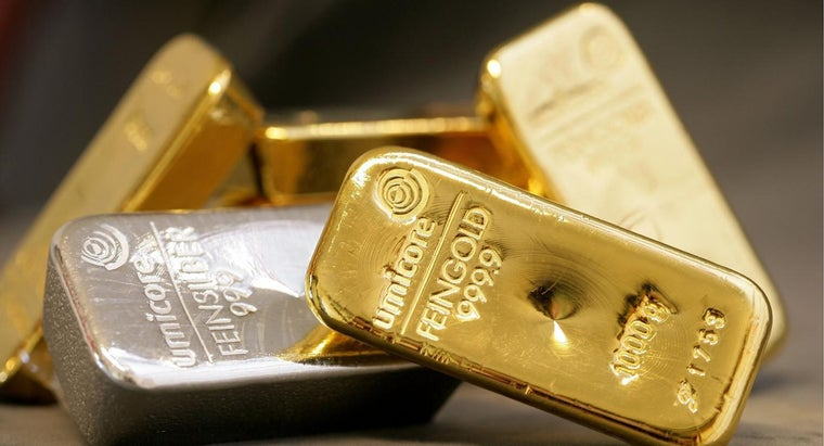 How Are Gold and Silver Prices Determined?