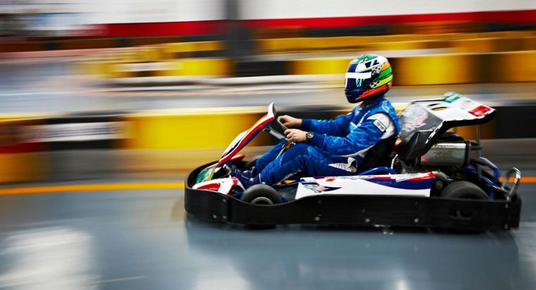 How Do You Become a Professional Go Kart Racer?