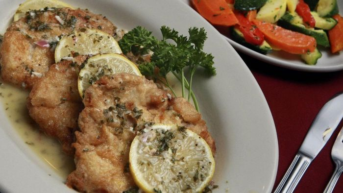 What Is a Simple and Quick Chicken Francaise Recipe for Two?