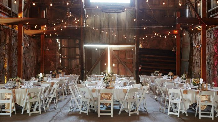 Where Can You Find Barn Wedding Venues?
