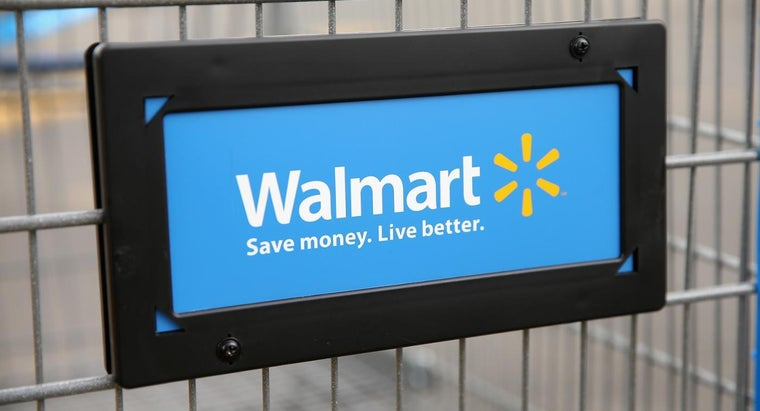 What Are the Payment Options for a Wal-Mart Credit Card Bill?